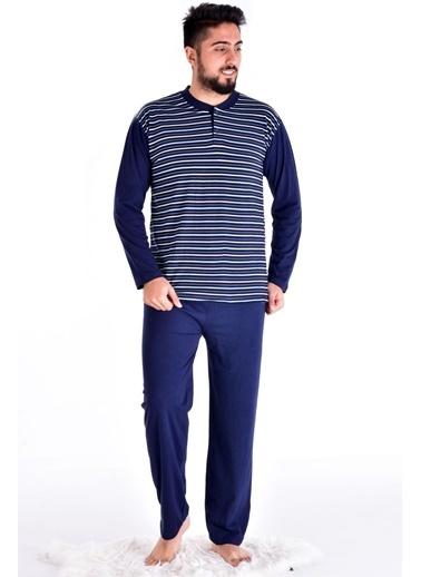 Pemilo Pijama Takım Lacivert